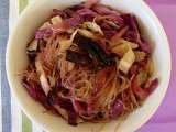 Recipe Sichuan cabbage with cellophane noodles