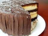 Recipe Heaven and hell cake