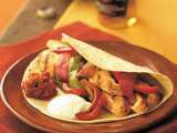 Recipe Pampered chef microwave chicken fajitas