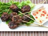 Recipe Grilled meat pops