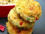 Recipe Fish cakes or crab cakes - you choose!