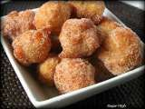 Recipe Apple cinnamon donut bites