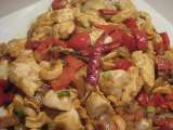 Recipe Chinese style chicken techinque, water velveting and kung pao chicken