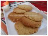 Recipe Eggless white chocolate chip cookies