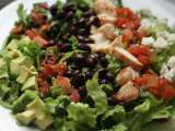 Recipe Southwestern cobb salad