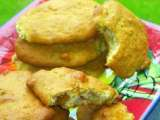 Recipe Caribbean muffin top banana cookies