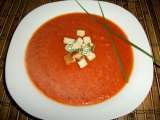 Recipe Roasted pepper soup
