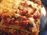 Recipe A special weekday edition of sunday suppers: happy drunken beach lasagna