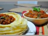 Recipe Poori with tomato chutney