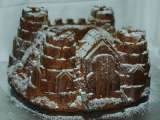Recipe Dutch apple castle cake !