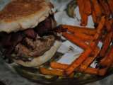 Recipe Bacon & ranch turkey burger