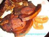Recipe Pritong pork chop (filipino fried pork chop)