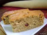 Recipe Banana prune cake