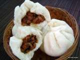 Recipe Steamed bun ~ pau