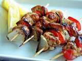 Recipe Mini chicken skewers