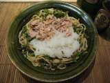 Recipe Japanese tuna spaghetti