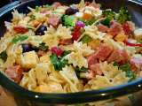 Recipe Momma's italian pasta salad