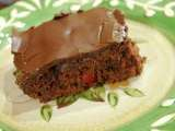 Recipe Black forest brownies