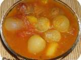 Recipe Small onion curry