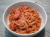 Recipe Filipino spaghetti