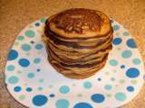 Recipe The comfort diner's gingerbread pancakes