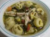 Recipe Italian chicken tortellini soup