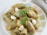 Recipe Mehshi malfouf (stuffed cabbage rolls)