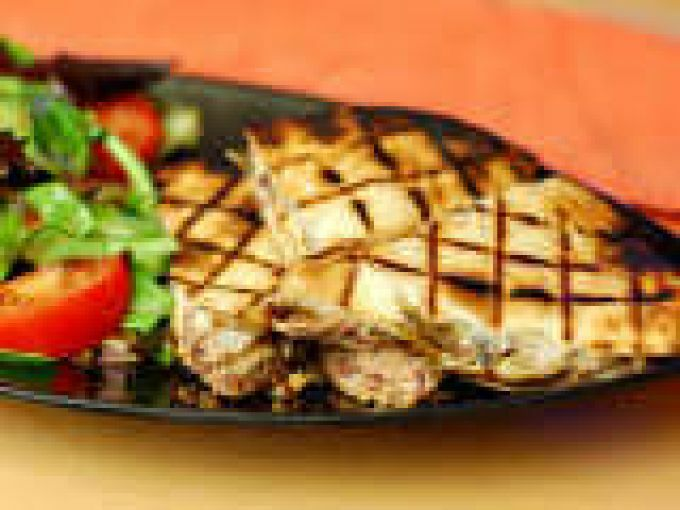 Grilled Cheese-Steak Quesadilla by Patio Daddio BBQ