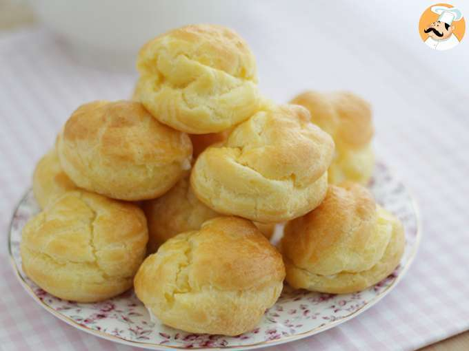 Pate a choux - video recipe !