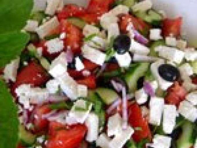 Рецепты новогодних салатов фото 2011