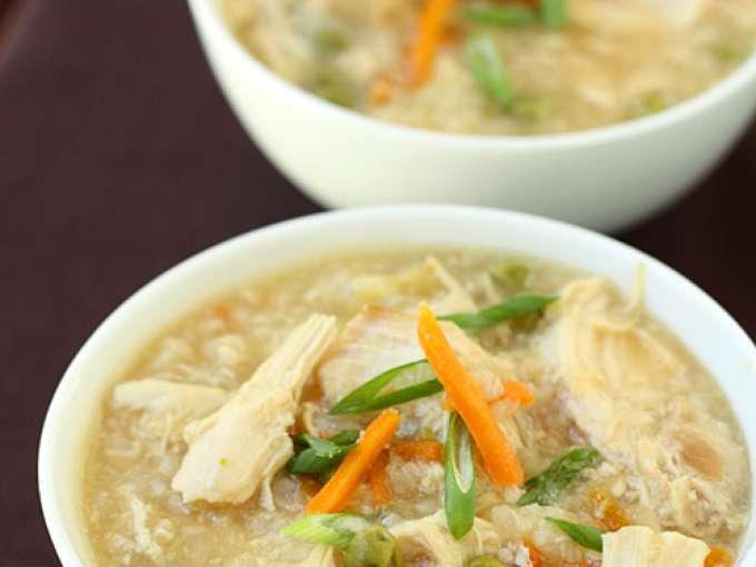 Slow cooker chicken gohan stew, Recipe Petitchef