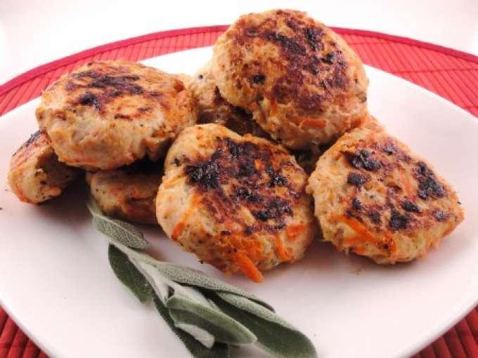 Chicken-and-sage sausages, Recipe Petitchef