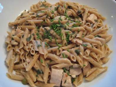 Recipe Cooking light with rachael ray: chicken piccata pasta toss