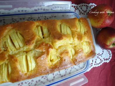 Recipe Delicate german apple cake