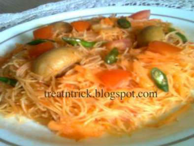 Recipe Fried bee hoon