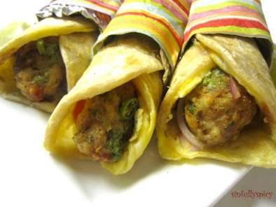 Recipe Feeling eggy :bengali egg roll & simple egg stir fry