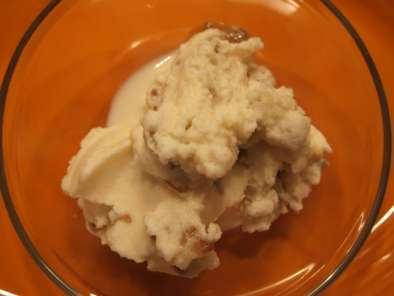 Recipe Honey sunflower seed ice cream