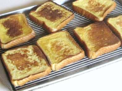 Recipe Texas style french toast, you can serve a crowd