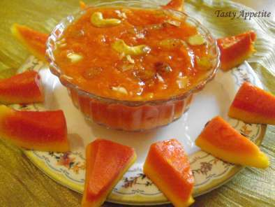 Recipe Papaya payasam