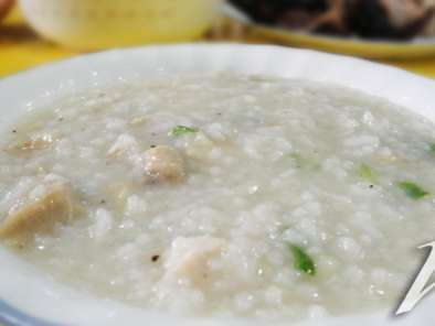 Recipe Chicken arroz caldo