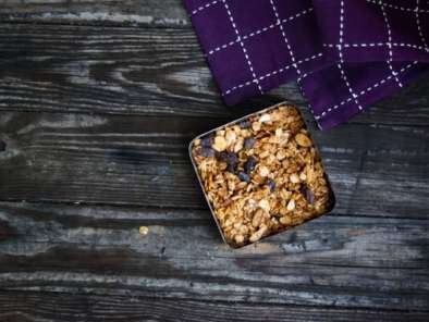 Recipe Almond and honey granola
