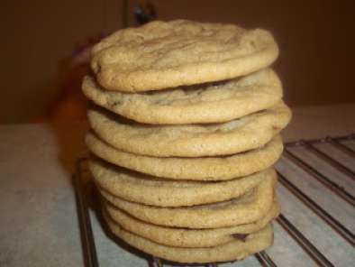 Recipe Chocolate chip & peanut butter chip cookies