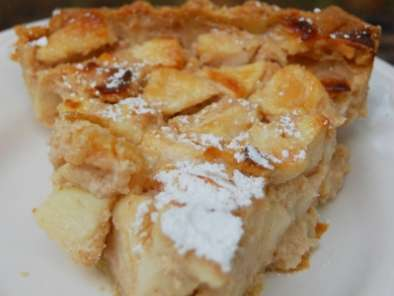 Recipe *swedish apple pie (sour cream apple pie)