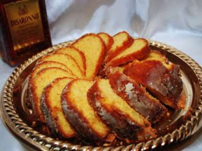 Recipe Amaretto bundt cake