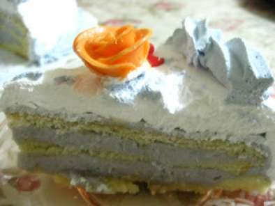 Recipe Yam layer cake