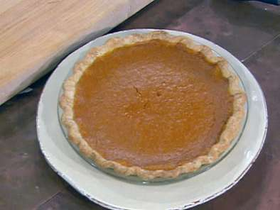 Recipe Pumpkin pie... my mom's ancient secret recipe...