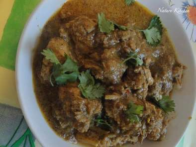 Recipe Ajwain chicken curry