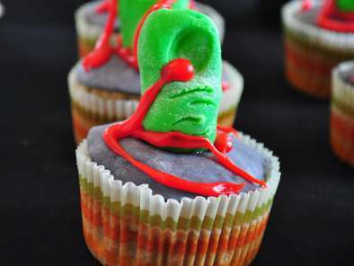 Recipe Halloween cupcake contest and tiramisu cupcakes