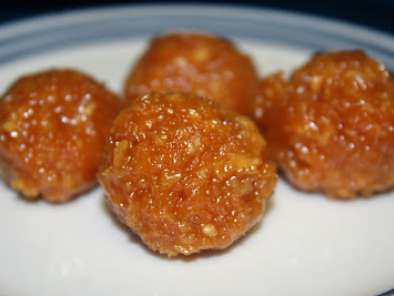 Recipe Coconut sweet ball