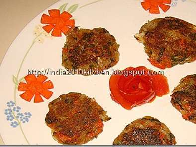 Recipe Vegetable cutlets